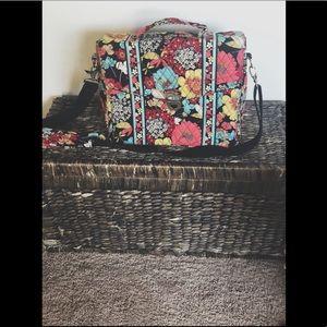 Vera Bradley Messenger Bag - Laptop Tote